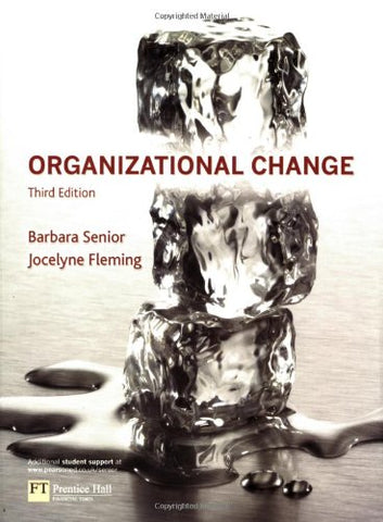 Organizational Change (3Rd Edition)