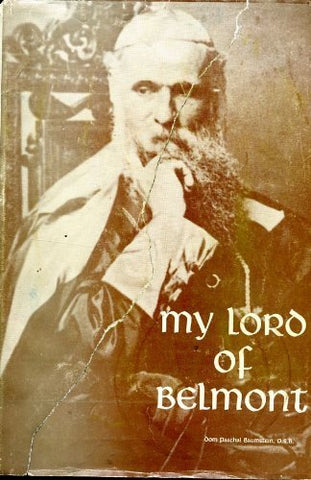 My Lord Of Belmont: A Biography Of Leo Haid