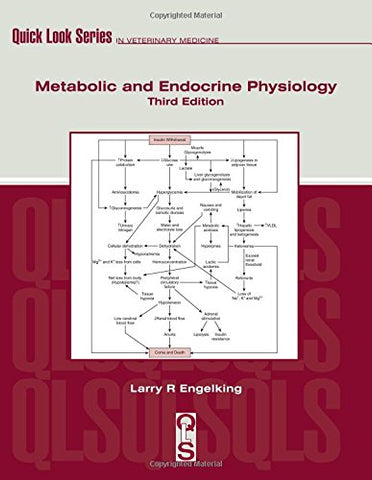 Metabolic And Endocrine Physiology, 3Rd Edition (Quick Look Series)
