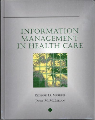 Information Management In Health Care