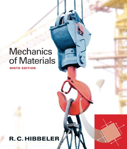 Mechanics Of Materials Plus Masteringengineering With Pearson Etext -- Access Card (9Th Edition)