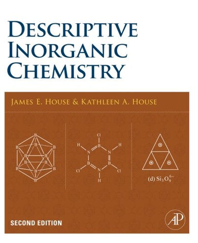 Descriptive Inorganic Chemistry, Second Edition