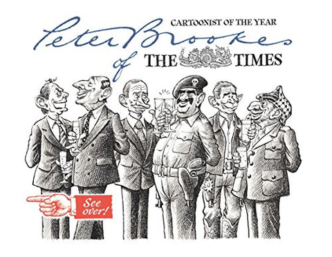 Peter Brookes Of The 'Times : The Best Cartoons Of Peter Brookes