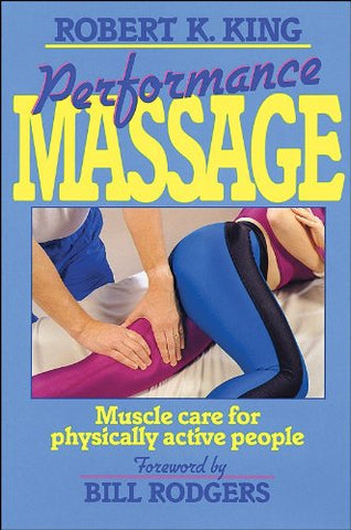 Performance Massage