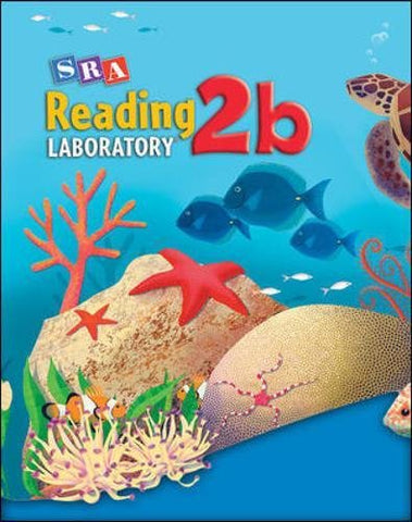 Reading Laboratory: Complete Kit, 2B (Reading Labs)