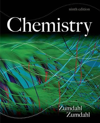 Study Guide For Zumdahl/Zumdahl'S Chemistry, 9Th
