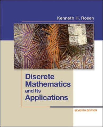 Loose Leaf For Discrete Mathematics And Its Application