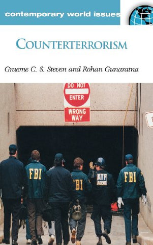 Counterterrorism: A Reference Handbook (Contemporary World Issues (Hardcover))