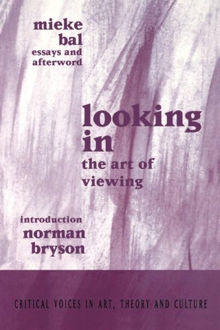 Looking In (Critical Voices In Art, Theory And Culture)