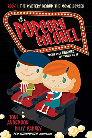 The Popcorn Colonel: There Is A Kernal Of Truth To It. (The Mystery At The Movie Theater)