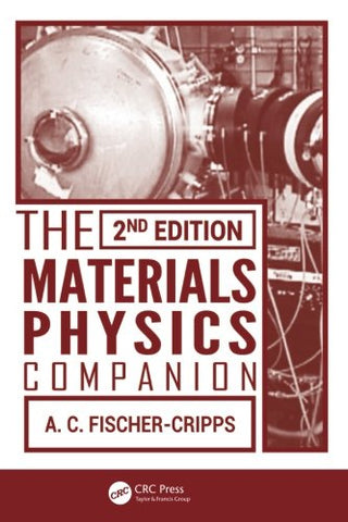 The Materials Physics Companion, 2Nd Edition (Volume 3)