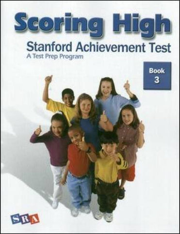 Scoring High: Stanford Achievement Test, Book 3