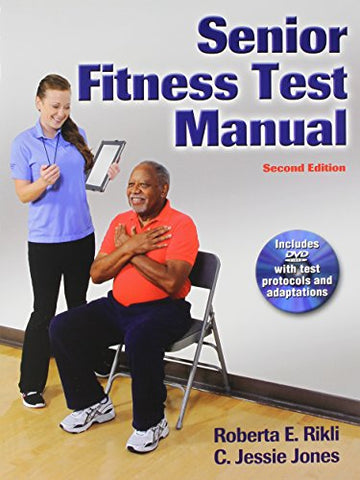 Senior Fitness Test Software 2.0 And Manual Package Subscription
