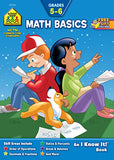 Math Basics Grades 5-6 Workbook (An I Know It Book)