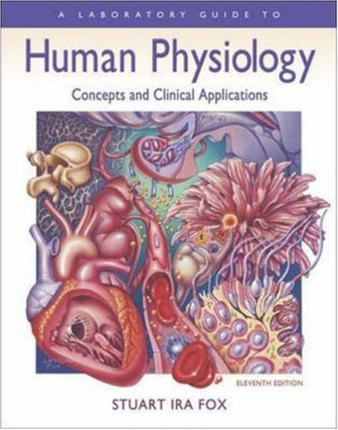 Laboratory Guide To Human Physiology