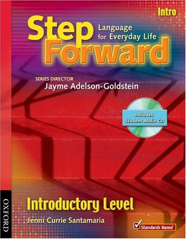 Step Forward Intro Student Book With Audio Cd And Workbook Pack