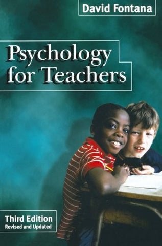 Psychology For Teachers (Psychology For Professional Groups)