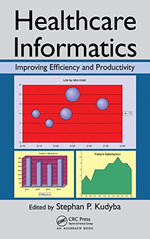 Healthcare Informatics: Improving Efficiency And Productivity