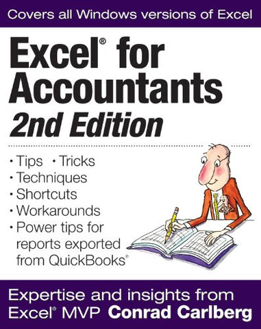 Excel For Accountants, Second Edition