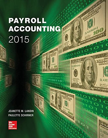 Payroll Accounting 2015