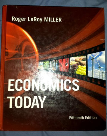 Economics Today (15Th Edition)