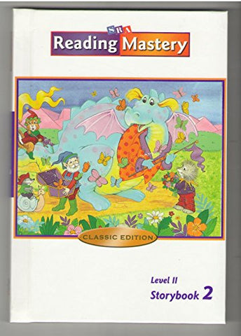 Reading Mastery Classic Level 2, Storybook 2 (Reading Mastery Plus)