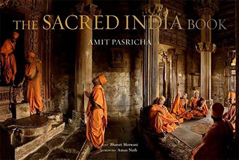The Sacred India Book