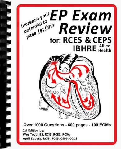Ep Exam Review Book