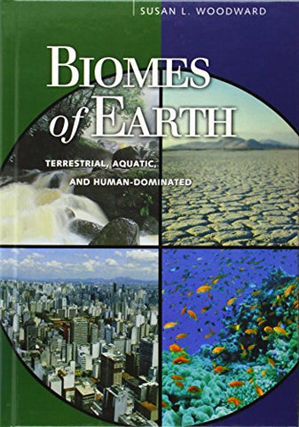 Biomes Of Earth: Terrestrial, Aquatic, And Human-Dominated