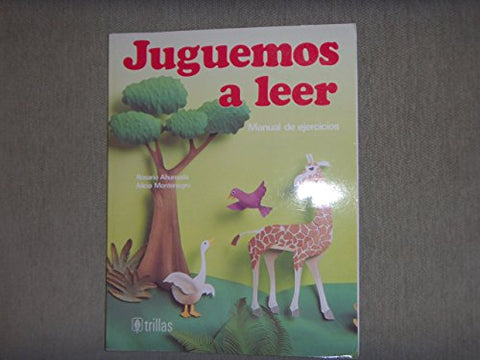 Juguemos A Leer/Playing To Read (Spanish Edition)
