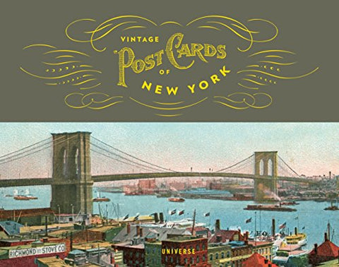 Vintage Postcards Of New York