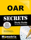 Oar Secrets Study Guide: Oar Exam Review For The Officer Aptitude Rating Test