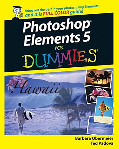 Photoshop Elements 5 For Dummies