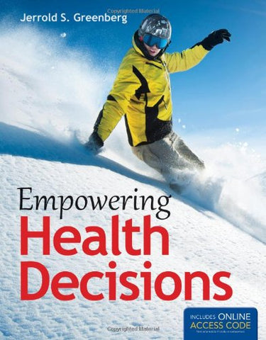 Empowering Health Decisions - Book Alone