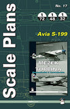 Avia S-199 (Scale Plans)