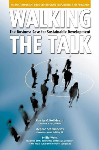 Walking The Talk: The Business Case For Sustainable Development