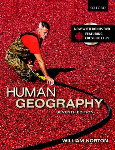 Human Geography: With Companion Dvd