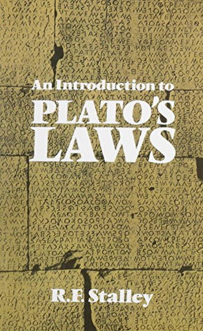 An Introduction To Plato'S Laws