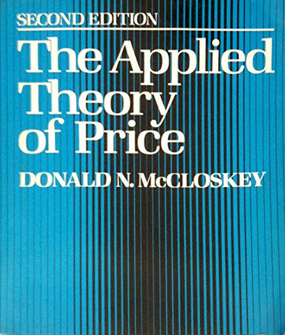 The Applied Theory Of Price