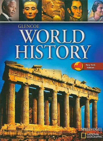 Ny, Glencoe World History, Student Edition