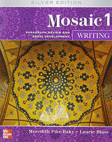 Mosaic 1 Writing Student Book: Silver Edition