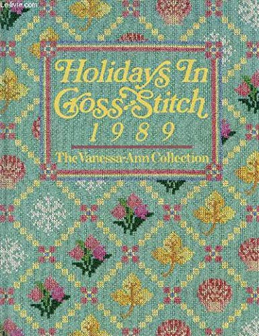 Holidays In Cross Stitch 1989