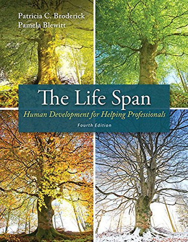 The Life Span: Human Development For Helping Professionals, Loose-Leaf Version (4Th Edition)
