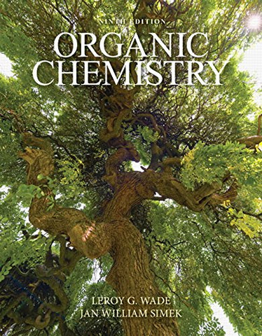 Organic Chemistry (9Th Edition)