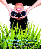 Psychological Science: Modeling Scientific Literacy (2Nd Edition)