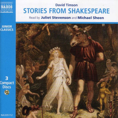Stories From Shakespeare (Junior Classics)