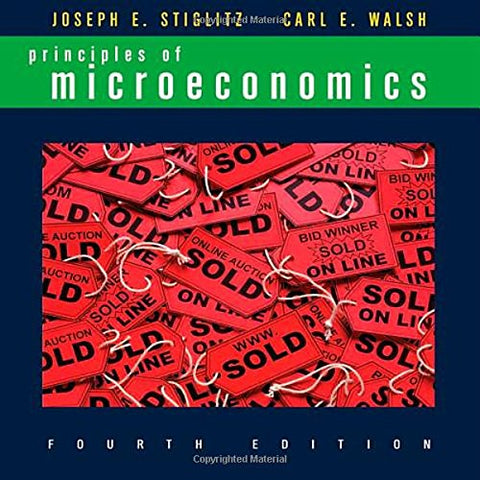 Principles Of Microeconomics (Fourth Edition)