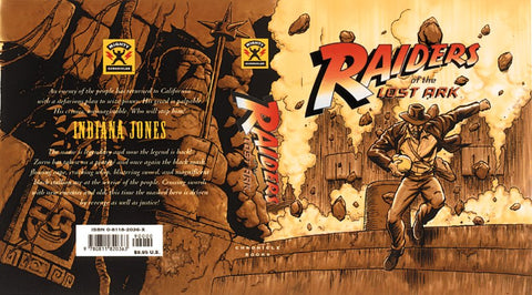 Raiders Of Lost Ark: Mighty Ch (Mighty Chronicles)