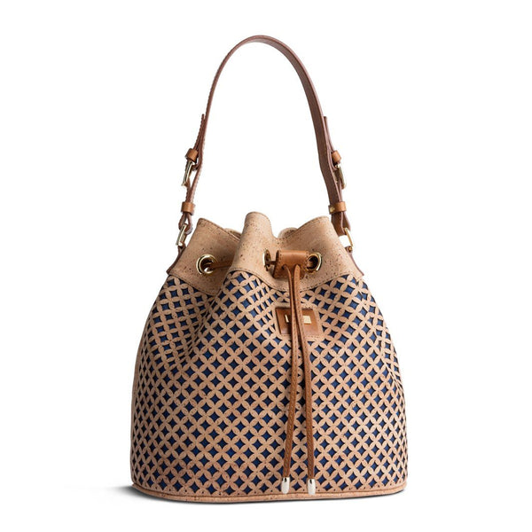 Cork Bucket Bag for this summer 2018