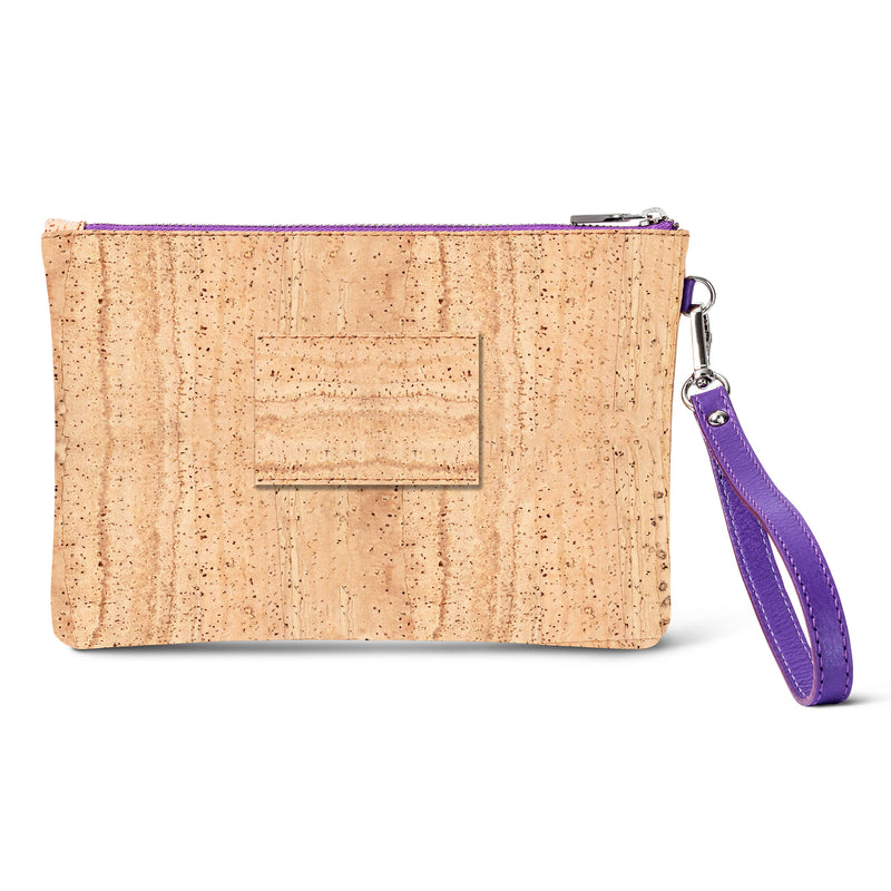Cork Clutch Bag Greece - Shop now at StudioCork